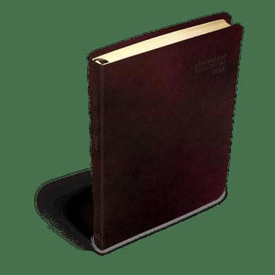 Agenda Executiva - Pão Diário 2019 (Luxo Bordo)