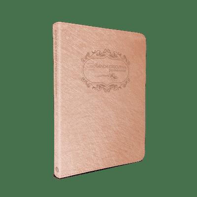 Agenda Executiva  Permanente Pão Diário Mulheres (Rosa)