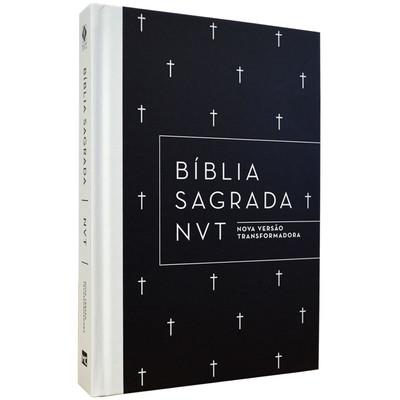 Bíblia Sagrada NVT - Cruz (Letra Normal/Capa Dura)
