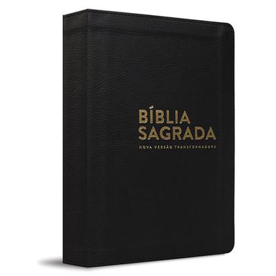 Bíblia NVT - Luxo - Preta