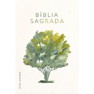 Bíblia Sagrada NVT - Árvore (Letra grande)