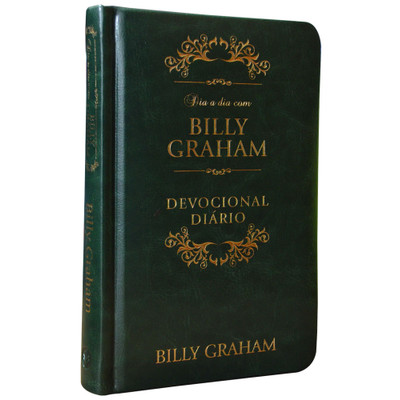 Dia a Dia com Billy Graham (Capa Luxo)
