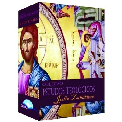 Box Coleção Estudos Teológicos - Julio Zabatiero