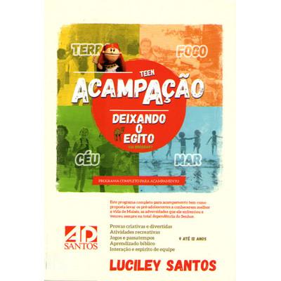 AcampAção Teen - Luciley Santos