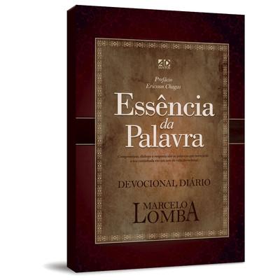 Essência da Palavra - Marcelo Lomba