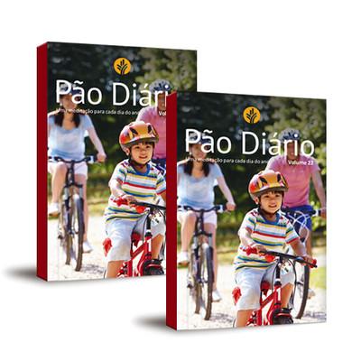 Combo Pão Diário 2019 - 2 Devocionais por 12,90