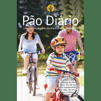 Pão Diário 2019 Vol. 22 (Letra Gigante - Capa Família)
