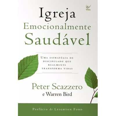 Igreja Emocionalmente Saudável - Peter Scazzero