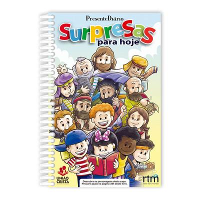 Surpresas Para Hoje - Devocional Infantil Presente Diário 2019