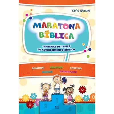 Maratona Bíblica - Silvio Nakano