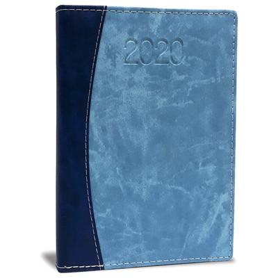 Agenda 2020 Azul (costurada) - Agenda