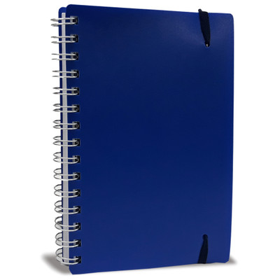 Agenda 2020 Azul (capa plástica) - Agenda