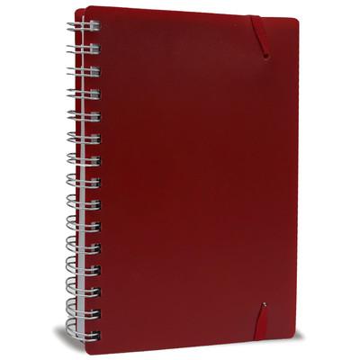 Agenda 2020 Vermelha (capa plástica) - Agenda