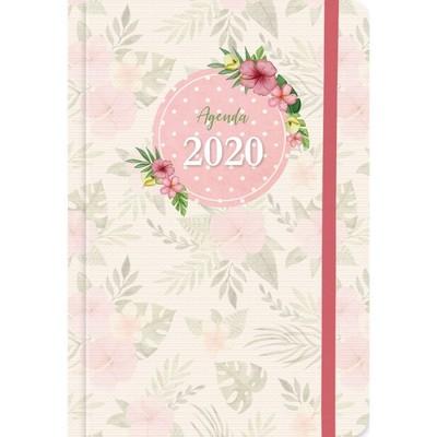 Agenda De Bolso Feminina Pão Diário 2020