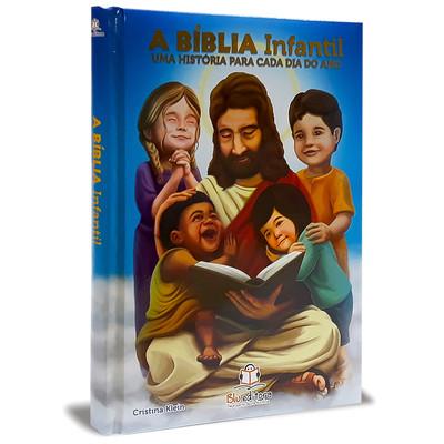 A Bíblia Infantil - Uma História Para Cada Dia do Ano