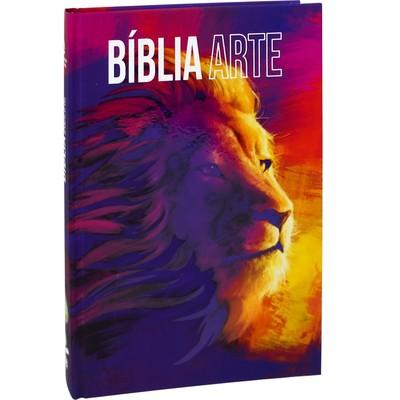 Bíblia Arte - Capa Força