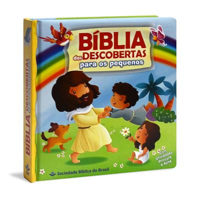 Bíblia das Descobertas Para Pequenos