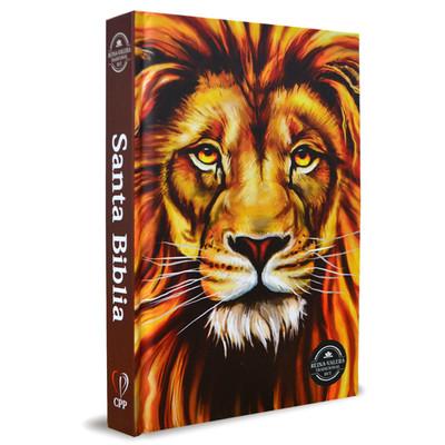 Bíblia Jovem em Espanhol (Leão Color)