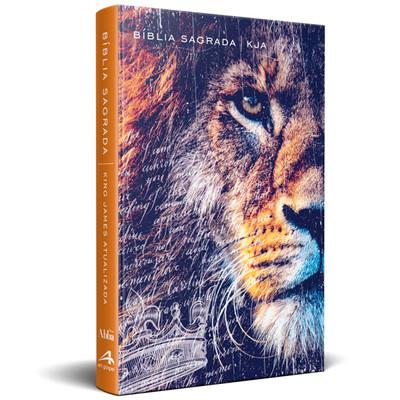 Bíblia King James - Atualizada (Leão de Judá)