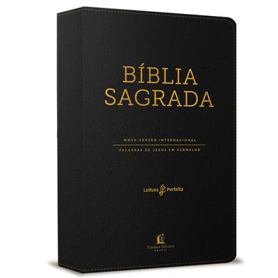 Bíblia Leitura Perfeita - Palavras de Jesus em Vermelho