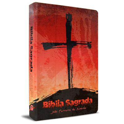 Bíblia Sagrada RC Grande (Cruz)