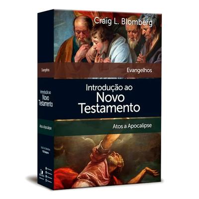 Box Introdução ao Novo Testamento - Craig L. Blomberg