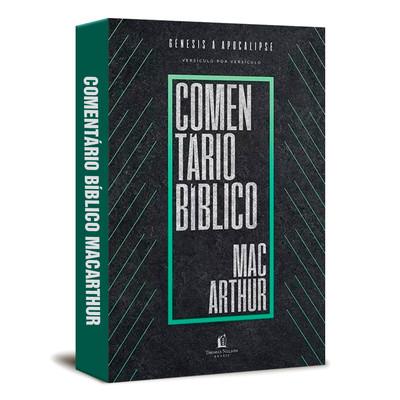 Comentário Bíblico MacArthur - John MacArthur