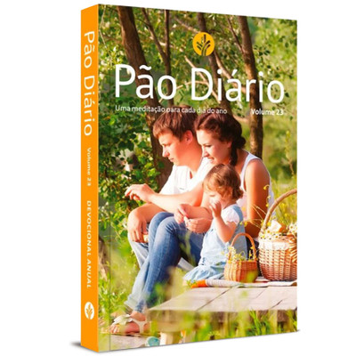 Pão Diário 2020 Vol. 23 (Capa Família)