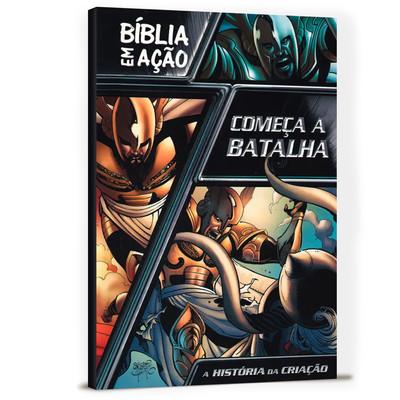 Bíblia em Ação - Começa a Batalha