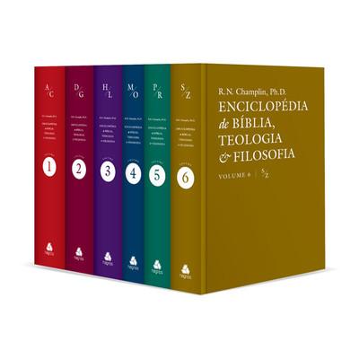 Enciclopédia de Bíblia Teologia e Filosofia - R. N Champlin