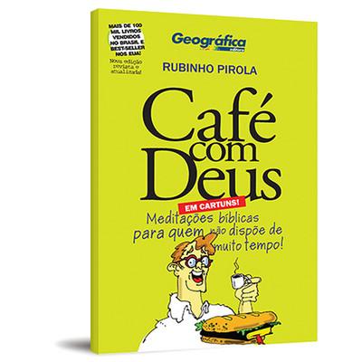 Café com Deus - Rubinho Pirola