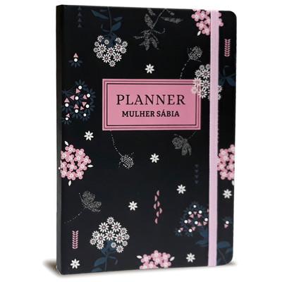 Planner - Mulher Sábia (Preto)