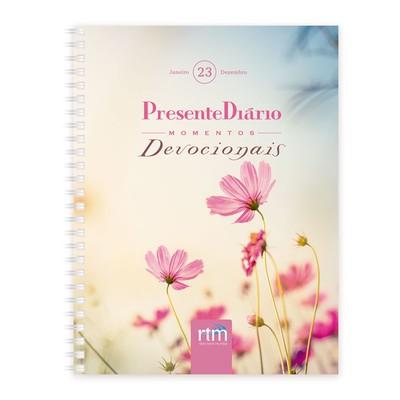 Presente Diário 23 - Momentos Devocionais (Ela)