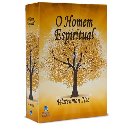 Box O Homem Espiritual Volumes 1, 2 e 3 - Watchman Nee