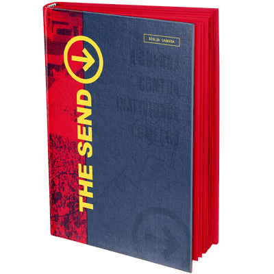 Bíblia THE SEND - A Guerra Contra Inatividade Começou