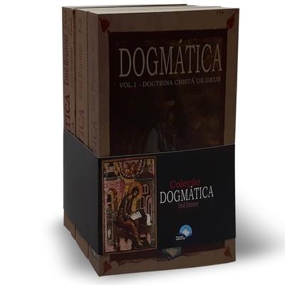 Coleção 4 Livros - Dogmática - Emil Brunner