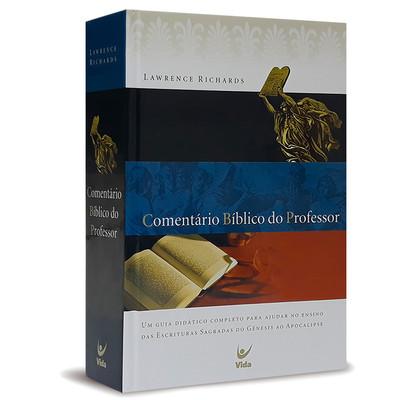 Comentário Bíblico Do Professor - Lawrence Richards