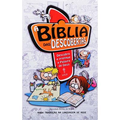 Bíblia das Descobertas (Azul)