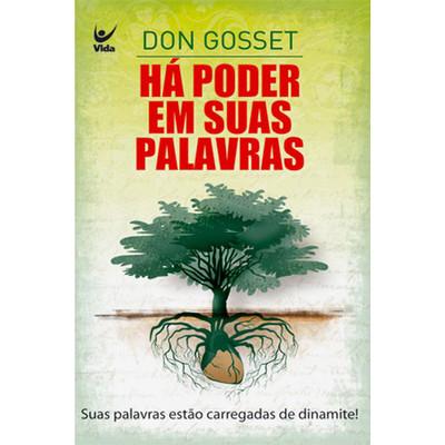 Há poder em suas palavras - Versão de bolso - Don Gossett