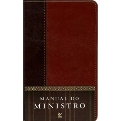 Manual do Ministro - Luxo Marrom - Myer Pearlman