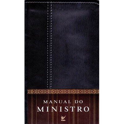Manual do Ministro - Luxo Preta - Myer Pearlman