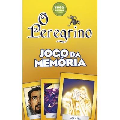 Jogo da Memória - O Peregrino