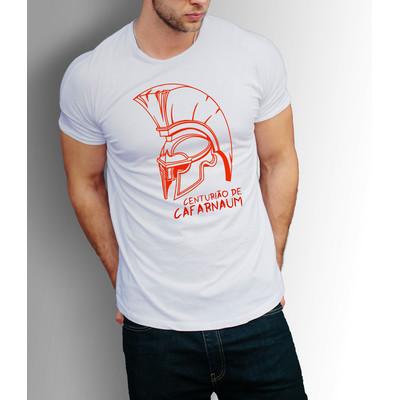 Camiseta Centurião de Cafarnaum (Branca)