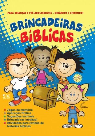 Brincadeiras Bíblicas para crianças e pré-adolescentes