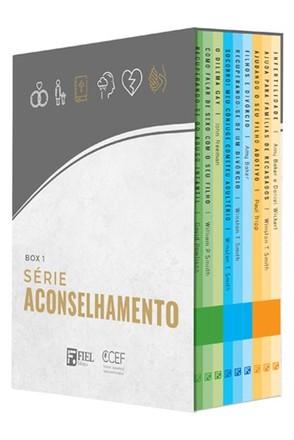 Série Aconselhamento - Box 1 (1 ao 9)