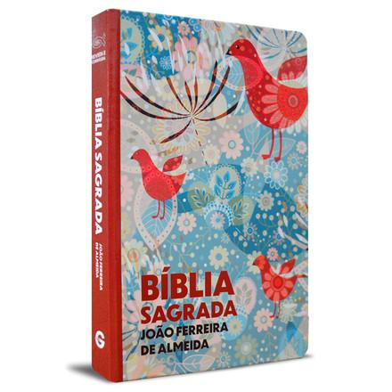 Bíblia Sagrada RC Grande (Pássaros)