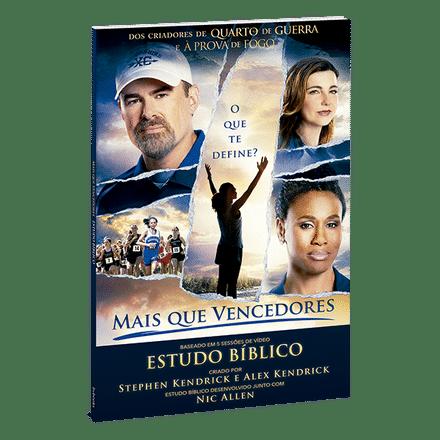 Estudo Bíblico Mais Que Vencedores - Stephen e Alex Kendrick