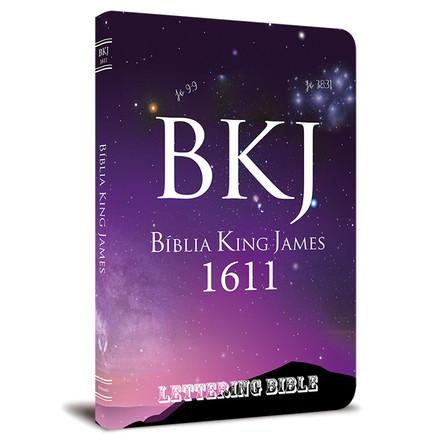 BKJ 1611 Ultra Fina - Lettering Bible (Universo)