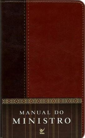 Manual do Ministro - Luxo Marrom - Myer Pearlman