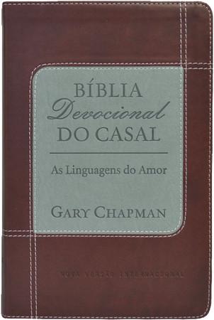 Bíblia Devocional do Casal (Vermelha) - Gary Chapman